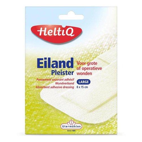 Heltiq Heltiq Eilandpleisters 8 x 15 cm (5st)