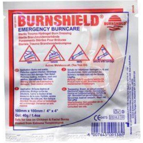Burnshield Burnshield Hydrogel kompres 10 x 10 cm (1st)