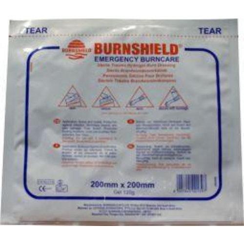 Burnshield Burnshield Hydrogel kompres 20 x 20 cm (1st)