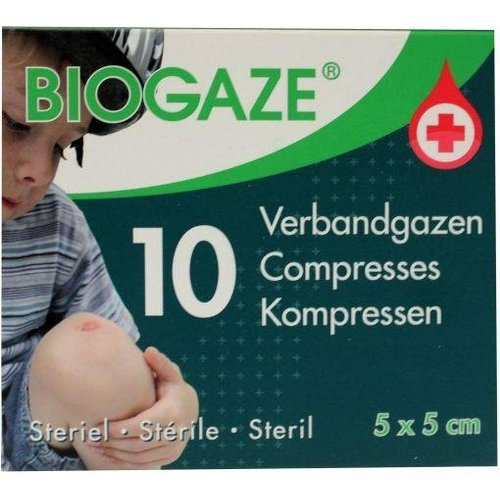 Biogaze Biogaze Biogaze 5 x 5 cm (10st)