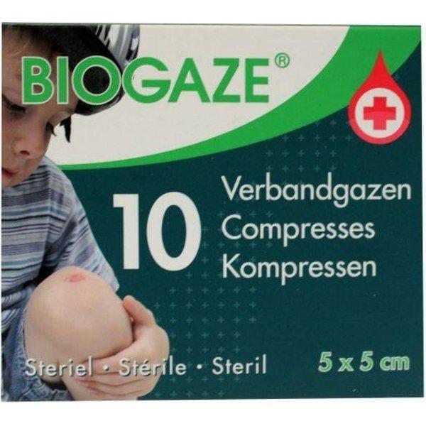 Biogaze 5 x 5 cm (10st)
