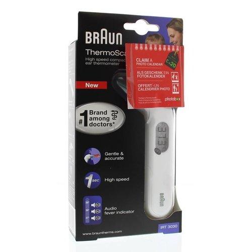 Braun Braun Thermoscan IRT3030WE (1st)