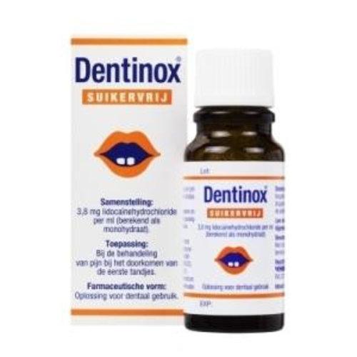 Vemedia Dentinox suikervrij (9ml)