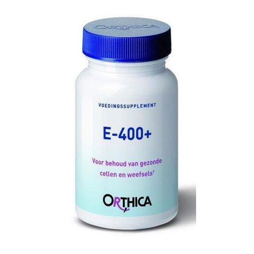 Orthica Vitamine E 400 + (60sft)
