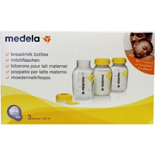 Medela Medela Melkfles diepvries 150 ml (3st)