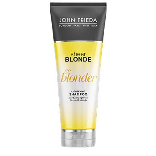 John Frieda John Frieda Sheer blonde shampoo go blonder (250ml)