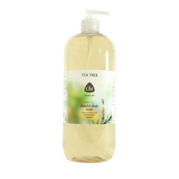 Tea tree hand & body wash (1000ml)