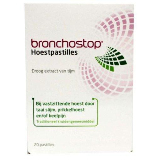 Bronchostop Bronchostop Hoestpastilles (20st)