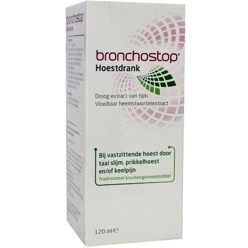 Bronchostop Bronchostop Hoestdrank (120ml)