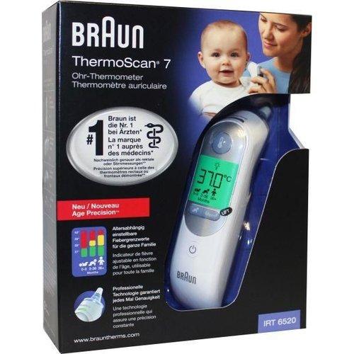 Braun Braun Thermoscan 7 IRT6520 (1st)