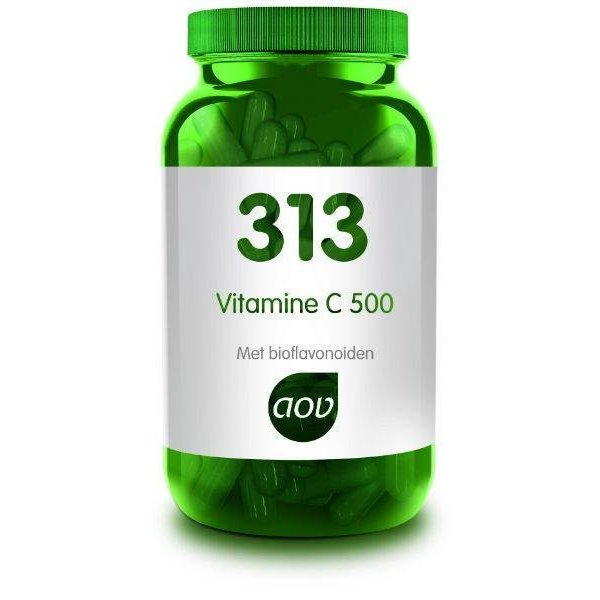 313 Vitamine C 500 mg (100vc)