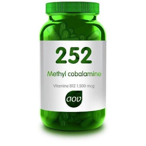 AOV 252 Methyl Cobalamine (60vc)