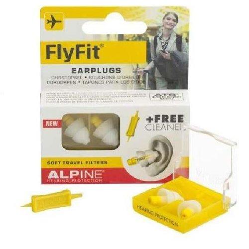 Alpine Flyfit oordopjes (1paar)