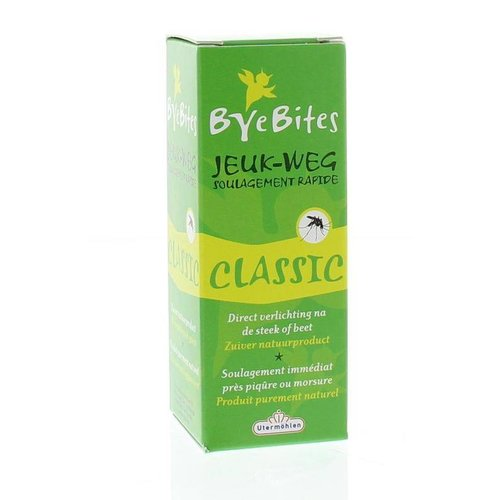 Byebites Byebites Jeuk weg classic (25ml)