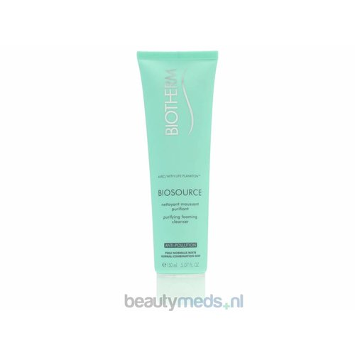 Biotherm Biotherm Biosource Purifying Foaming Cleanser