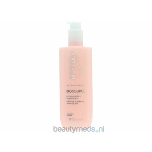 Biotherm Biotherm Biosource Softening & MakeUp Removing Milk (400ml)