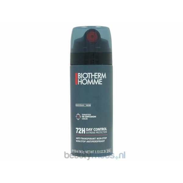 Homme Day Control Spray 72H (150ml)