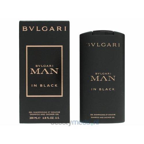 Bvlgari Bvlgari Man in Black shampoo & shower gel (200ml)