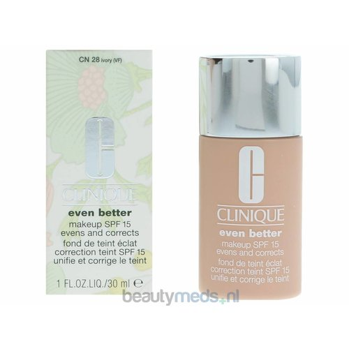 Clinique Clinique Even Better Make-Up SPF15 (30ml) Cn 28 Ivory
