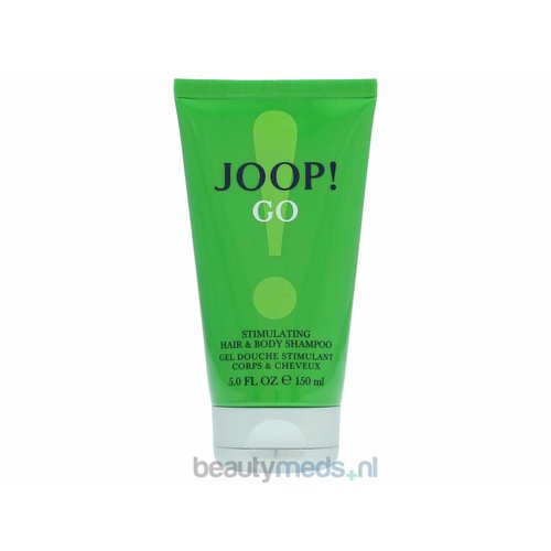 Joop! Joop! Go stimulating hair & body shampoo (150ml)