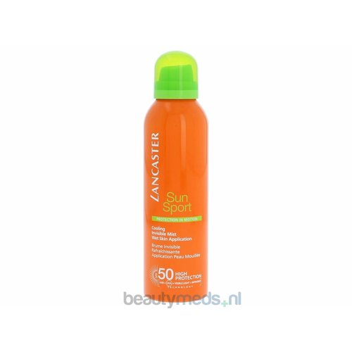 Lancaster Lancaster Sun Sport Cooling Invisible Body Mist - SPF 50
