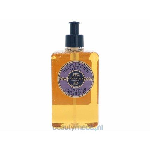 L'Occitane L'Occitane Lavender Shea Butter Liquid Soap (500ml)