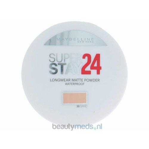 Maybeline Maybeline SuperStay 24H Waterproof Powder (9gr) #30 Sand
