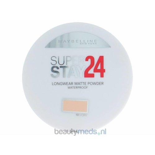 Maybeline Maybeline SuperStay 24H Waterproof Powder (9gr) #10 Ivory