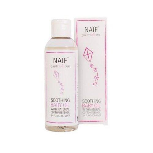 Naif Naif Verzachtende baby olie (100ml)