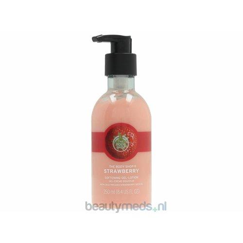 Bodyshop The Body Shop Strawberry Softening Gel-Lotion (250ml)