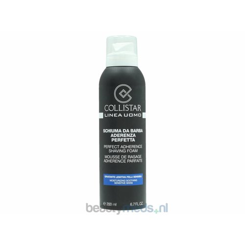 Collistar Collistar Perfect Adherence Shaving Foam Sens.Skin (200ml)