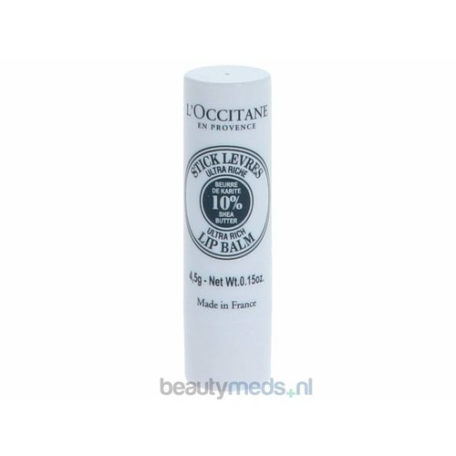L'Occitane L'Occitane Shea Butter Lip Balm Stick (4,5gr)