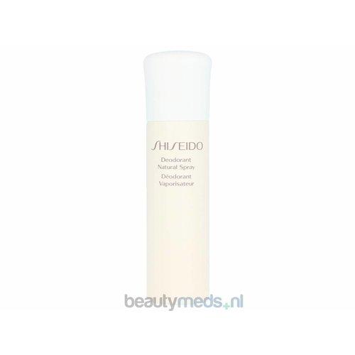 Shiseido Shiseido Deodorant Natural spray unisex (100ml)