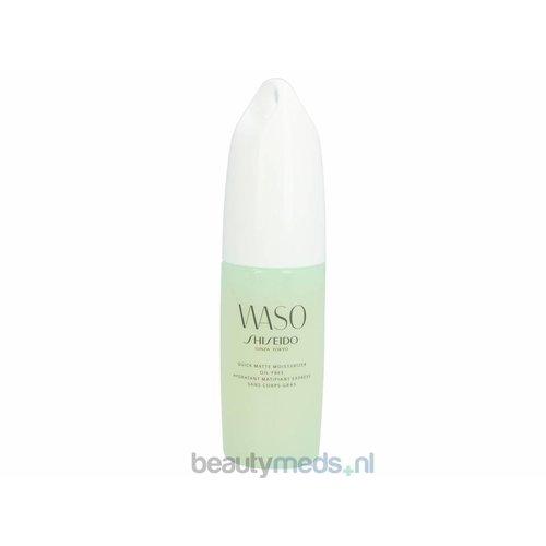 Shiseido Shiseido Waso Quick Matte Moisturizer Oil-free (75ml)
