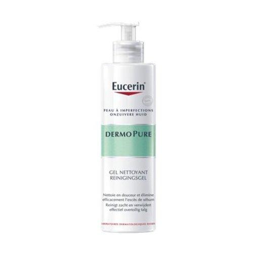 Eucerin Dermo pure reinigingsgel (400ml)
