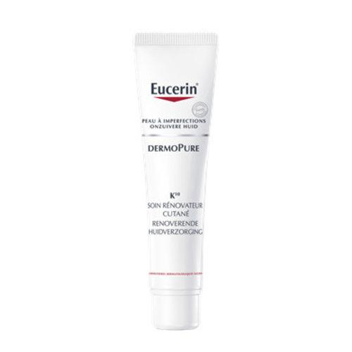 Eucerin Dermo pure K10 renoverende huidverzorging (40ml)