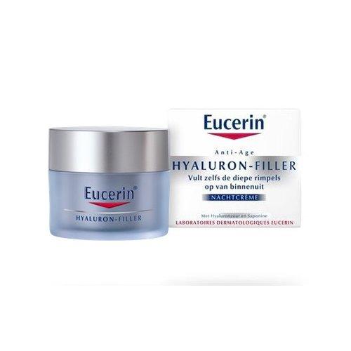Eucerin Hyaluron filler nacht (50ml)