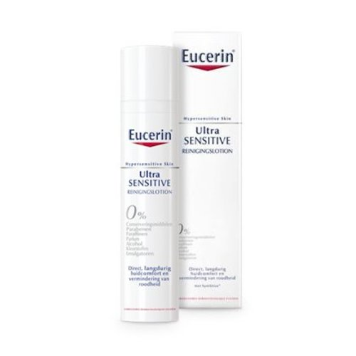Eucerin Hypersensitive ultra sensitive reinigingslotion (100ml)