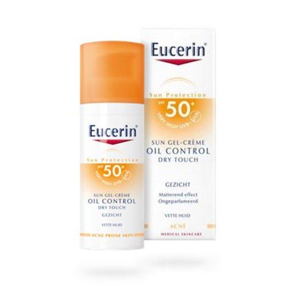Sun oil control gel creme SPF 50+ (50ml)