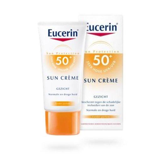 Eucerin Sun creme 50+ (50ml)
