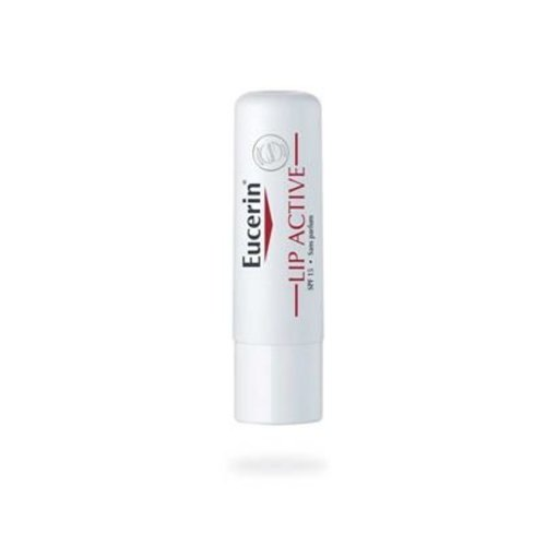 Eucerin Gevoelige huid lip activ (4.8g)