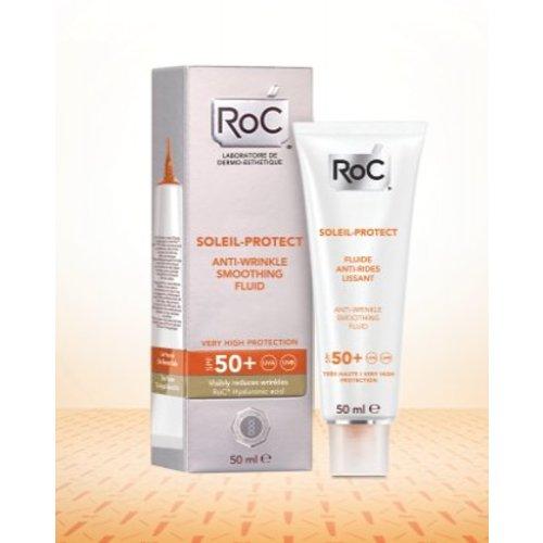 ROC ROC Soleil protect anti ageing face fluid SPF 50+ (50ml)