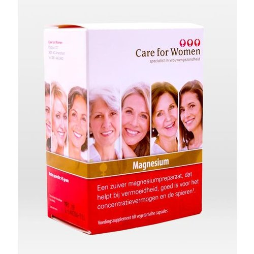 Care For Women Care For Women Magnesium (60tb)