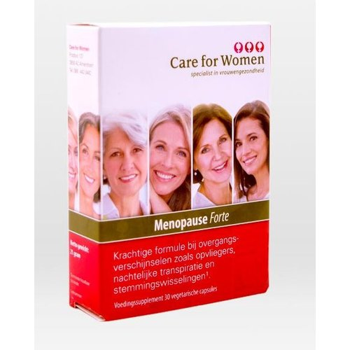 Care For Women Care For Women Menopause forte (30ca)