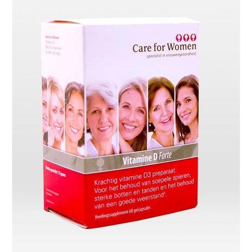 Care For Women Vitamine D3 (Cholecalciferol) forte (60ca)