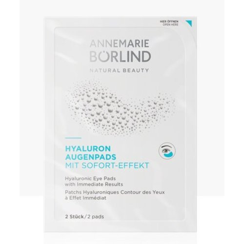 Borlind Borlind Hyaluron oogpads (6x2st)