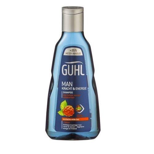 Guhl Guhl Shampoo man kracht/energie (250ml)