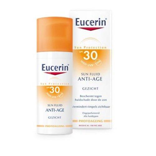 Eucerin Sun sensitive protect fluid SPF30 (50ml)