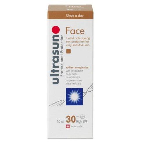 Ultrasun Ultrasun Face tinted SPF 30 (50ml)