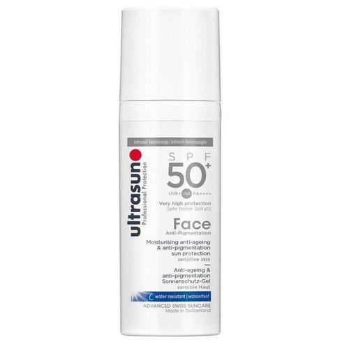 Ultrasun Ultrasun Face anti pigment SPF 50+ (50ml)